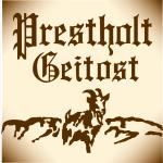 Logo til Prestholt Geitestøl