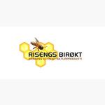 Logo til Risengs Birøkt
