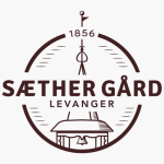 Logo til Sæther Gård