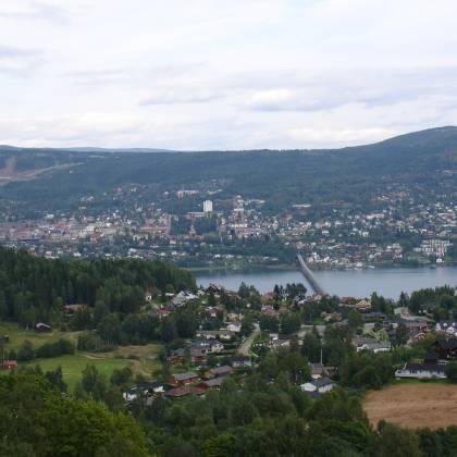 Bilde fra Lillehammer