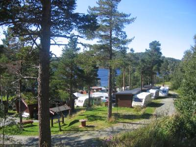 Frilsjøen Camping