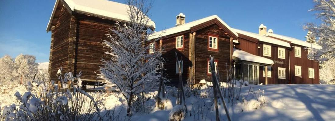 Nordpå Fjellhotell