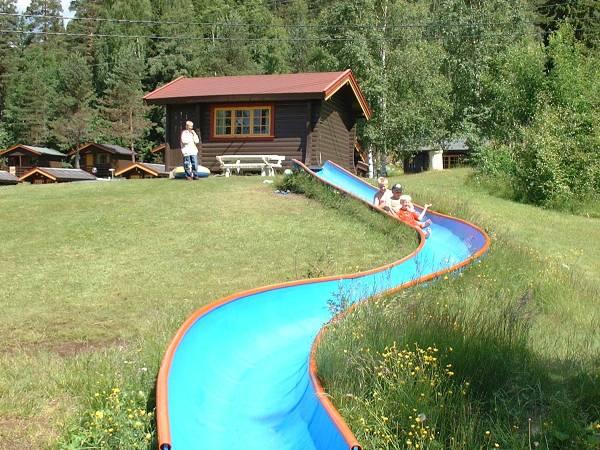 Sigernessjøen familiecamping