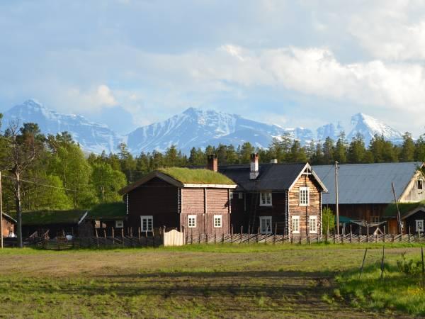 Kvebergsøya Gård