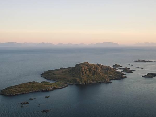 Litløy fyr - Littleisland Lighthouse