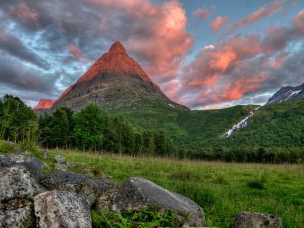 fjelltopper i rogaland
