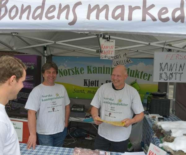 Bilde fra Norske kaninprodukter