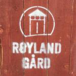 Logo til Røyland Gård