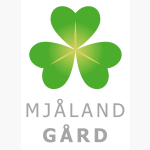 Logo til Mjåland gård