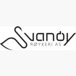 Logo til Svanøy Røykeri