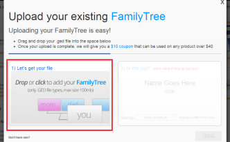 Family Tree DNA Coupon 2