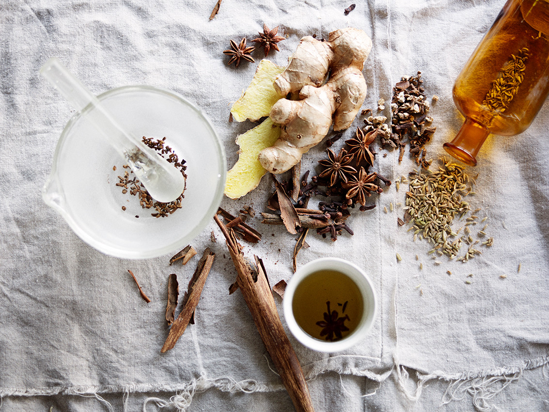 NEW No 61 Dandy Chai Organic Tea Tin by Ovvio Organics 2