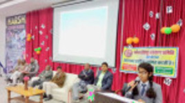 AWARENESS SESSION ON FEMALE FOETICIDE AND SAVE GIRL CHILD