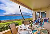 Maui Paradise Oceanfront Condo