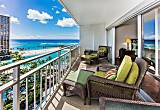 Ilikai Hotel Ocean-Lagoon 1BD on the 12th Floor