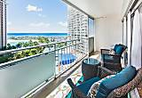 Ilikai Hotel Ocean-Lagoon1BD on the 9th Floor