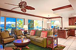 Marriott Maui Ocean Club 2BR Oceanfront Ohana Vill