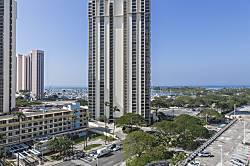 Ala Moana Hotel 1111 Studio Ocean View - 2D