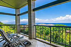 Kapalua Ridge Villa 1112 Gold  Ocean View