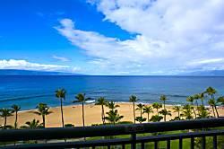 Marriott Maui Ocean Club Studio Oceanfront Villa