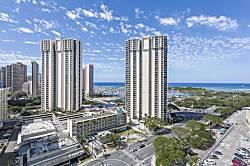 Ala Moana Hotel 1714 Studio Ocean View - 1K
