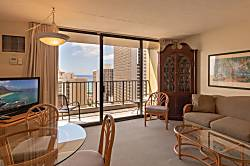 Waikiki Sunset Suite 2404