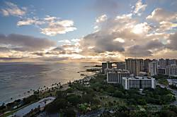 Trump Waikiki Hotel 3703 2.5br/3ba 1K1Q1Sf Exclusi
