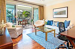 Villa 314 at Turtle Bay Resort
