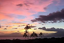 Maui Sunset Getaway