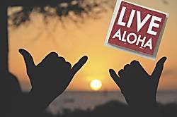 """""""Live Aloha"""""""