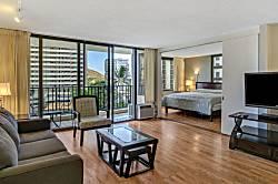 Waikiki Banyan Tower 1 Suite 813