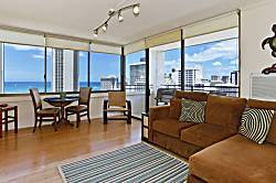 Waikiki Skytower #2204