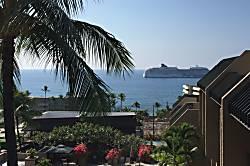 Kona Condo with Ocean View