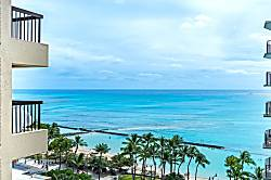 Waikiki Beach Tower Ocean 2 BDR on the 12th Floor