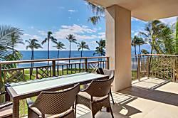 Hyatt Residence Club Ka'anapali 3BR Oceanfront Low