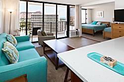 Waikiki Banyan Tower 1 Suite 2507