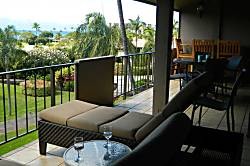 Maui Eldorado - D206 - Ocean view remodeled unit!