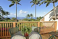 Maui Kamaole front row