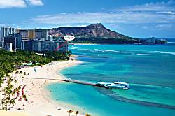 Neenzy's Waikiki Beachfront St