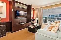 Ilikai Hotel Ocean-Marina 1BD on the 20th Floor