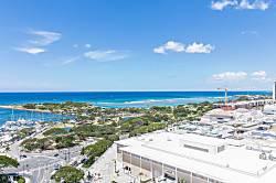 Ala Moana Hotel 2107 1bdrm Ocean View - 1K1S