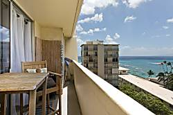 Diamond Head Hotel Suite 1105