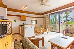(KP302) Poipu Beach 1br Condo. 2 mins to beach.