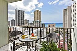 Waikiki Park Heights #1803