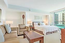 Trump Waikiki Hotel 0808 Superior Studio City View