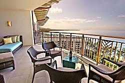 Hyatt Residence Club Ka'anapali 2BR Oceanfront Upp