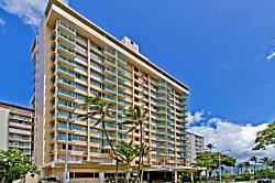 Aloha Surf Penthouse Studio