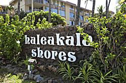 Haleakala Shores #B-309