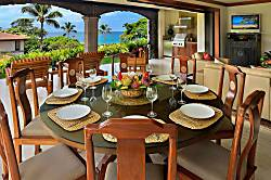 Golden Mandarin Pool Villa D102 at Wailea Beach Vi