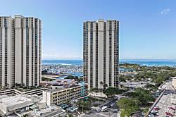 Ala Moana Hotel 1724 Studio Ocean View - 2D